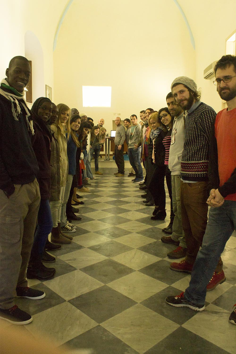 Training course for youth workers in Caltanissetta (Italy)