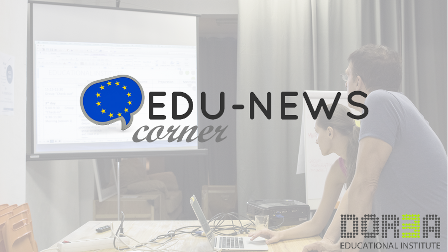 EDU-NEWS corner:  29 May – 02 June, 2017
