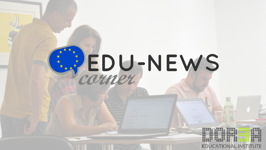 EDU-NEWS corner:  11 – 15 September, 2017