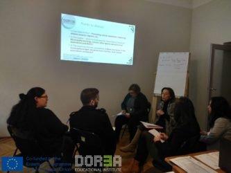 """Erasmus+ KA2 """"REaCT"""" 2nd meeting in Poland"""