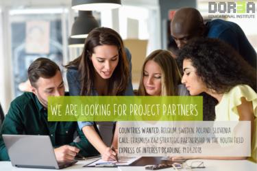 Looking for Erasmus+ KA2 partners