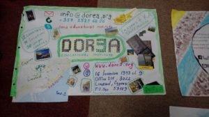 DOREA Educational Institute poster