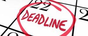 deadline 22