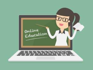 Course for a teachers