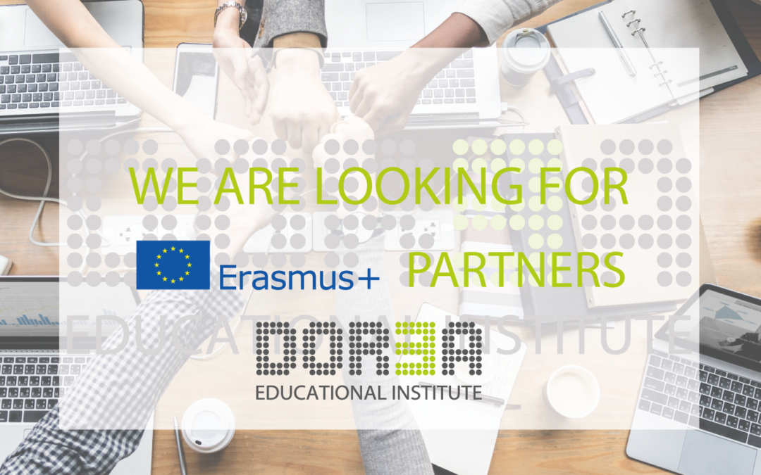 Looking for partners Erasmus
