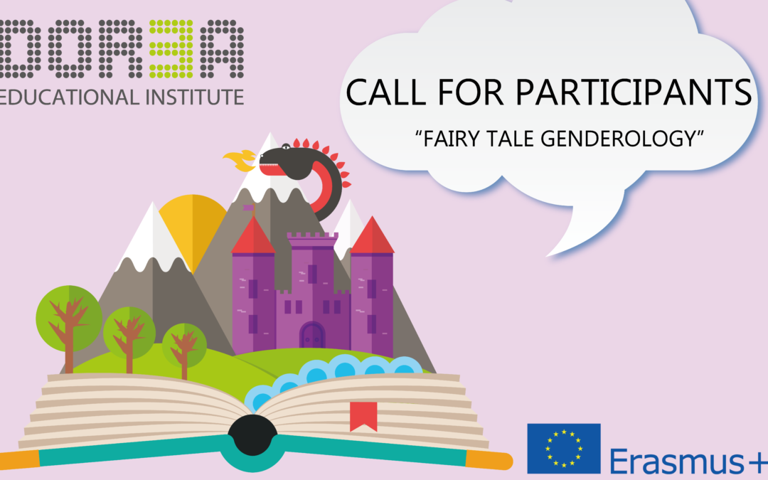 "Erasmus+ Youth Exchange ""FAIRY TALE GENDEROLOGY """