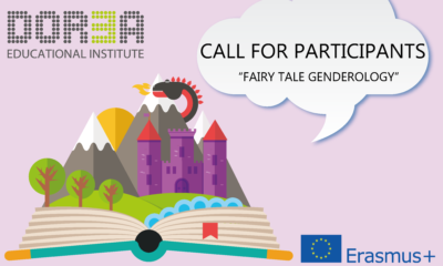 "Erasmus+ Youth Workers training ""FAIRY TALE GENDEROLOGY """