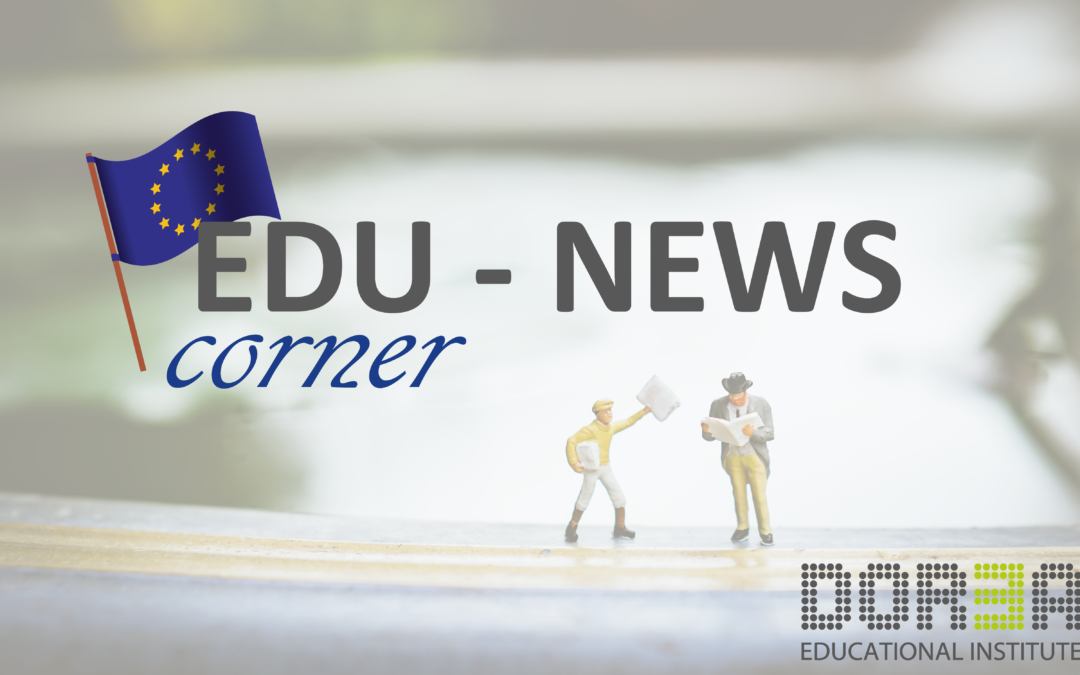 EDU-NEWS corner: 10th – 14th June 2019
