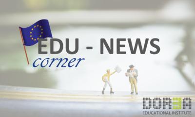 EDU-NEWS corner: 29th July – 2nd August 2019