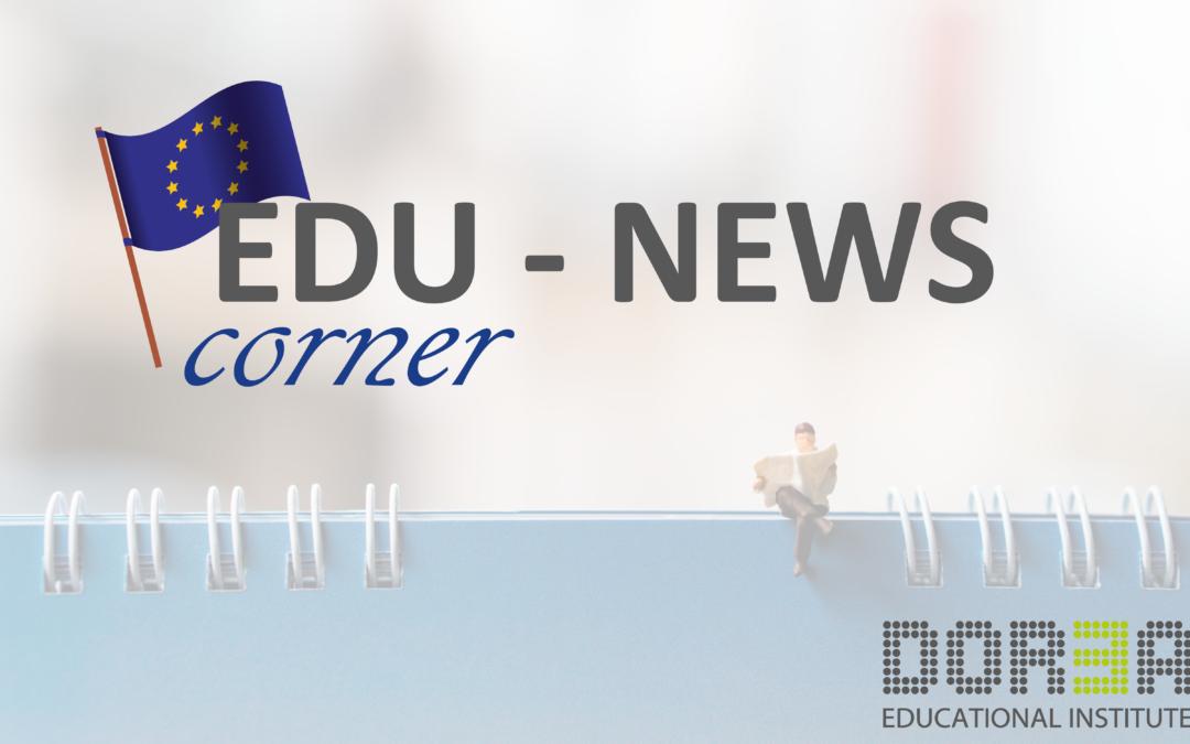 EDU-NEWS corner: 8th – 12th April, 2019