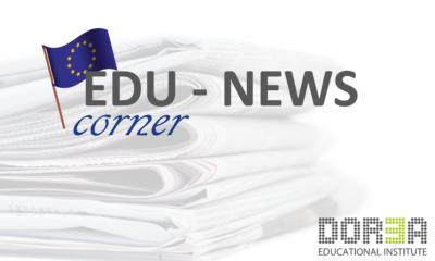 EDU-NEWS corner: 12th – 16th August 2019
