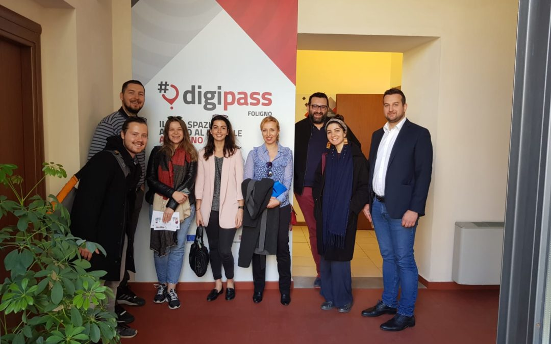 """2nd Transnational Project """"Design Your Job 3"""" Meeting in Italy"""