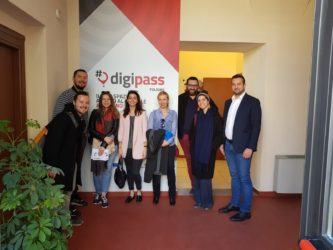 "2nd Transnational Project ""Design Your Job 3"" Meeting in Italy"