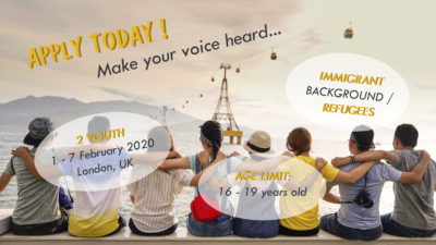Youth in Motion: Make your voice heard!