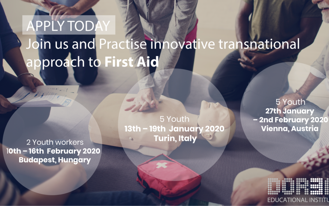 Improve your First Aid knowledge with DOREA!