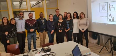 "Erasmus+ KA2 ""ETHNICRAFT"" kick off meeting in Berlin"