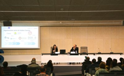 Ecoblue Tourism is introduced in the Erasmus+ Conference at Jaume I University of Castellón