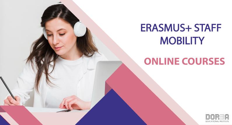 Erasmus+ staff mobility: Online courses